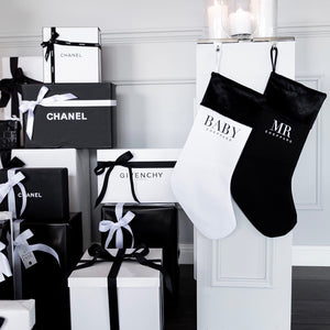 TITLE CHRISTMAS STOCKING - STANDARD SIZE
