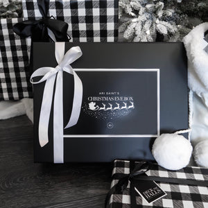 CHRISTMAS EVE PERSONALSIED GIFT BOX -  LARGE