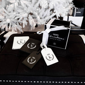 HAPPY HOLIDAYS - GIFT PACKAGE