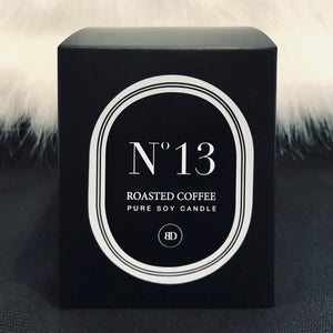 NUMBER COLLECTION CANDLE NO.13