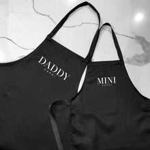 PERSONALISED APRON - MOTHER/FATHER & CHILD