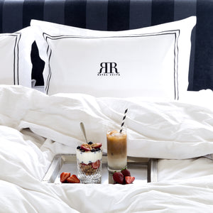 ROYAL SUITE - EUROPEAN PILLOWCASES *OUT OF STOCK*