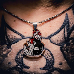 Mer gang necklace gothic