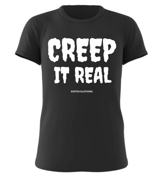 Creep It Real Tee