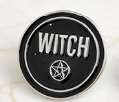Witchy Enamel Pin