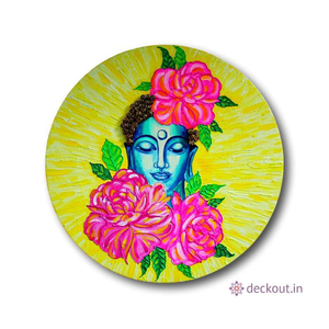 Buddha Radiance-Painting-deckout.in