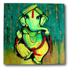 Ganesha Forever-Painting-deckout.in