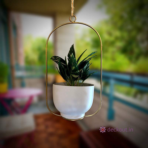 Hanging Planter-Planter-deckout.in