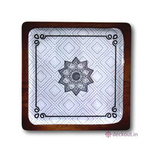 Mandala Twilight Platters-Platter Set-deckout.in