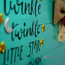Twinkle Twinkle Photo Plate-Accessories-deckout.in