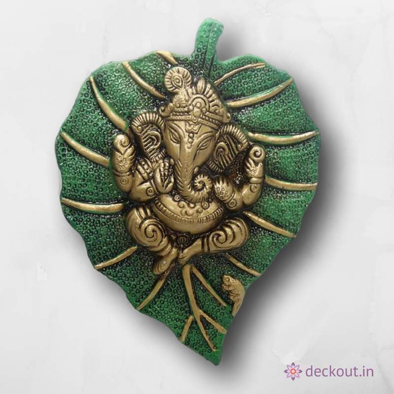 Betel Leaf Ganesha - deckout.in