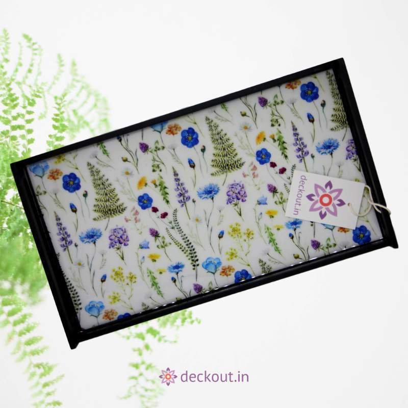 Fern Serving Tray-deckout.in