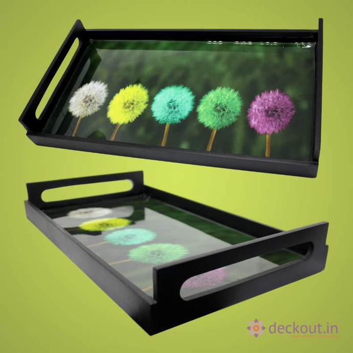 Blossom Serving Tray - deckout.in
