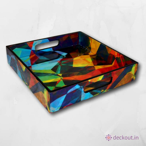 Colourama Snack Tray - deckout.in