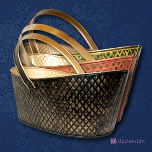 Large Hamper Basket - deckout.in