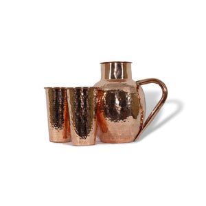 Copper Jug Set-deckout.in