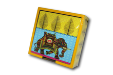 Royal Elephant Coasters - Set of 6 - deckout.in