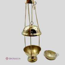 Brass Loban Burner - deckout.in