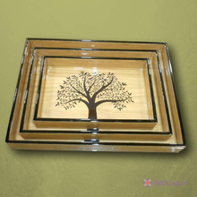 Lone Tree Serving Tray Set - deckout.in