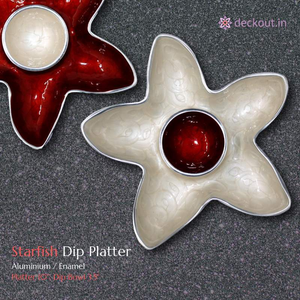 Starfish Dip Platter - deckout.in