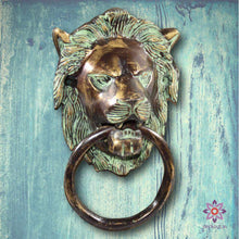 Vintage Lion Door Knock-deckout.in