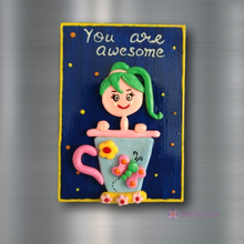 You Are Awesome - Fridge Magnet-Fridge Magnet-deckout.in