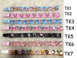Tokidoki design Pacifier Clips 4 designs for grab