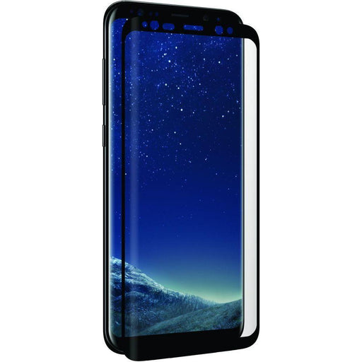 3SIXT Curved Glass Screen Protector Samsung Galaxy S8 (Black)_3S-0829_9318018124764_Accessory Lab