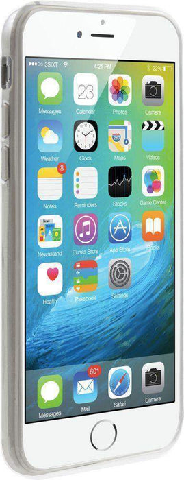 3SIXT PureFlex iPhone 6/6S Plus Cover (Clear)_3S-0047_9318018106975_Accessory Lab