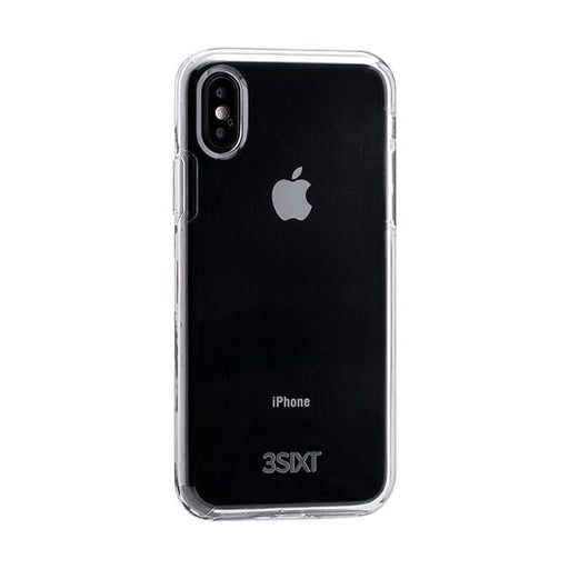 3SIXT Pureflex iPhone X/XS Cover - Clear_3S-1222_9318018130208_Accessory Lab