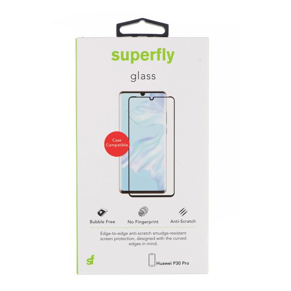 Superfly Curved Glass Huawei Ascend P30 Pro