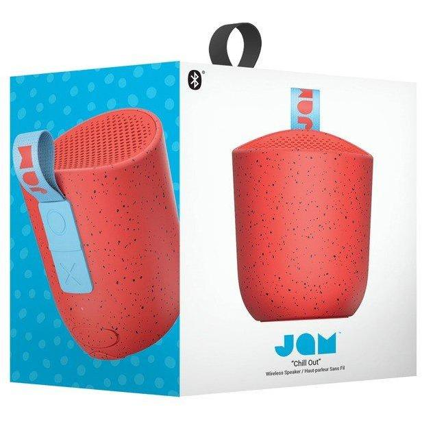 Jam Chill Out Portable Bluetooth Speaker (Red)_HX-P202RD_0031262087270_Accessory Lab