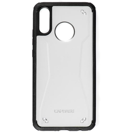 Capdase Soft Jacket Fuze II Huawei P20 Lite (Tinted White / Black)_SJHUP20L-7F021_4894478019833_Accessory Lab