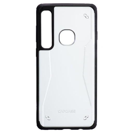 Capdase Soft Jacket Fuze II Samsung Galaxy A9 (2019) (Tinted White / Black)_SJSGA919-7F021_4894478019826_Accessory Lab