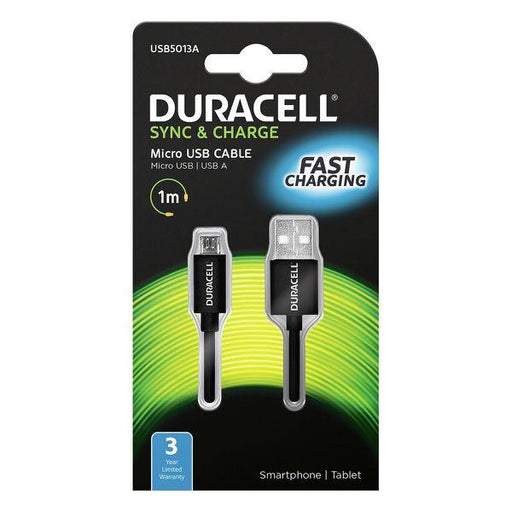 Duracell Micro USB Sync & Charge Cable_USB5013A_5055190136744_Accessory Lab