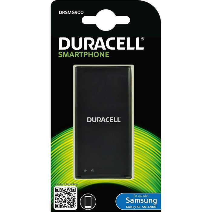 Duracell Samsung Galaxy S5 Battery_DRSMG900_5055190151143_Accessory Lab