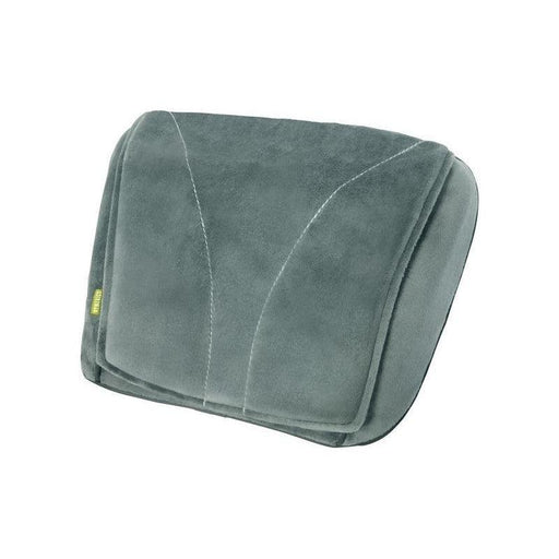 Homedics Shiatsu Cushion with Heat (Grey Plush)_SP-22H-EU_0031262068811_Accessory Lab