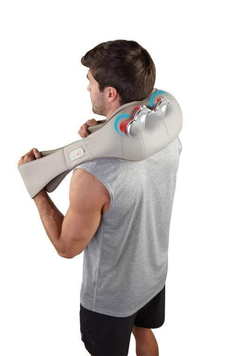 Homedics Shiatsu Deluxe Neck & Shoulder Massager with Heat_NMS-620H-EU_0031262067272_Accessory Lab