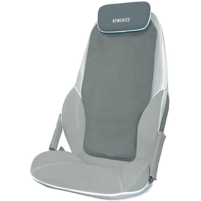 Homedics Shiatsumax Back & Shoulder Massager With Heat (Grey)_BMSC-5000H-EU_0031262065513_Accessory Lab