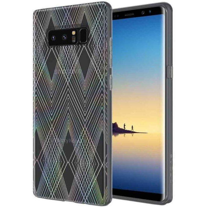 Incipio Design Series Classic Samsung Galaxy Note 8 Cover (Holographic Prisms)_SA-903-HPS_191058031235_Accessory Lab