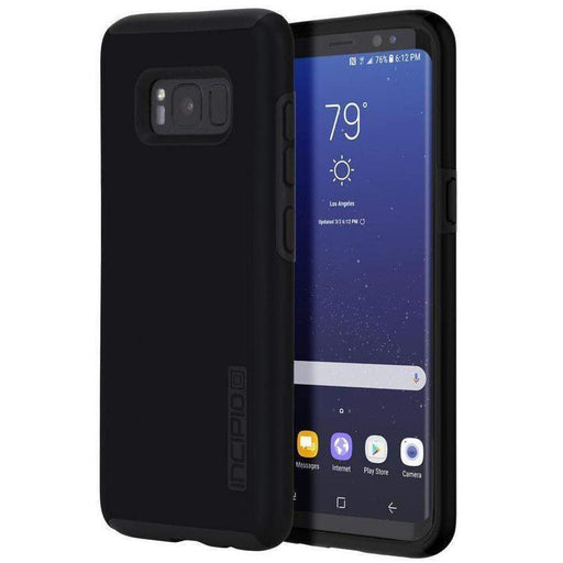 Incipio DualPro Case Samsung Galaxy S8 Cover (Black)_SA-823-BLK_191058012975_Accessory Lab