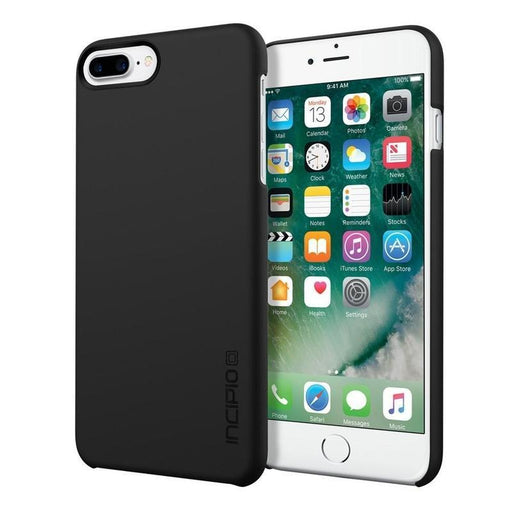Incipio Feather iPhone 7/8 Plus Cover (Black)_IPH-1680-BLK_191058042521_Accessory Lab