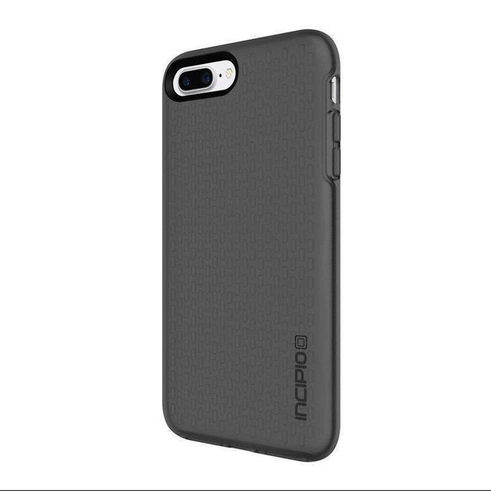 Incipio Haven Case iPhone 7/8 Plus Cover (Black/Charcoal)_IPH-1498-BKC_840076184613_Accessory Lab