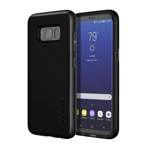 Incipio Haven LUX Case Samsung Galaxy S8 Cover (Black)_SA-835-BLK_191058017338_Accessory Lab