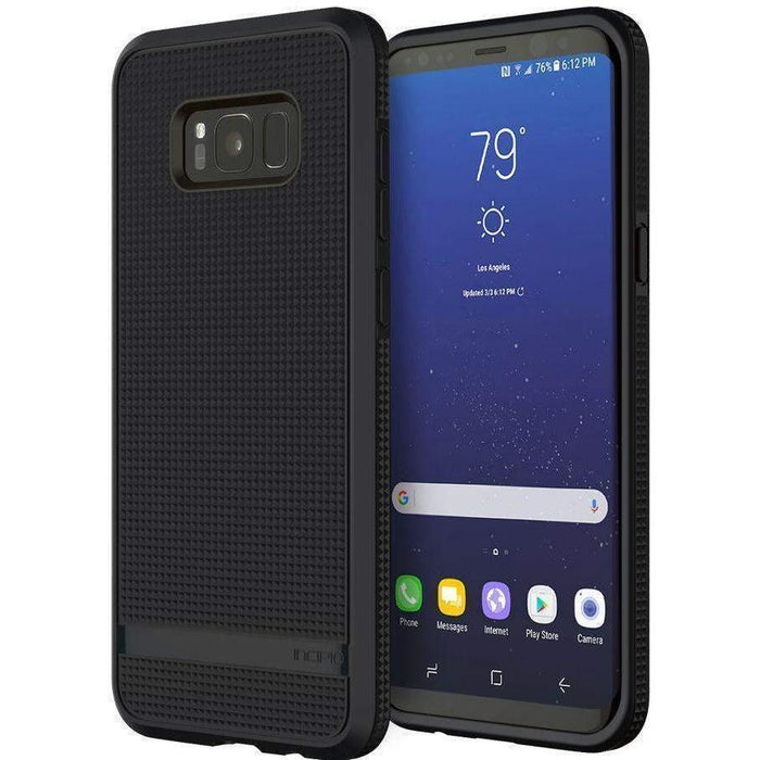 Incipio NGP Advanced Case Samsung Galaxy S8 Plus Cover (Black)_SA-848-BLK_191058017956_Accessory Lab