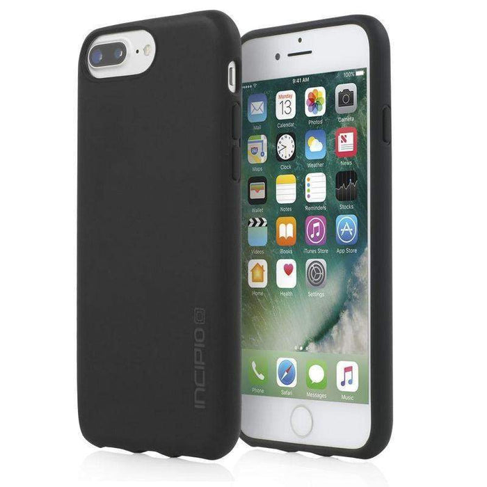 Incipio NGP Case iPhone 7/8 Plus Cover (Black)_IPH-1505-BLK_840076184903_Accessory Lab