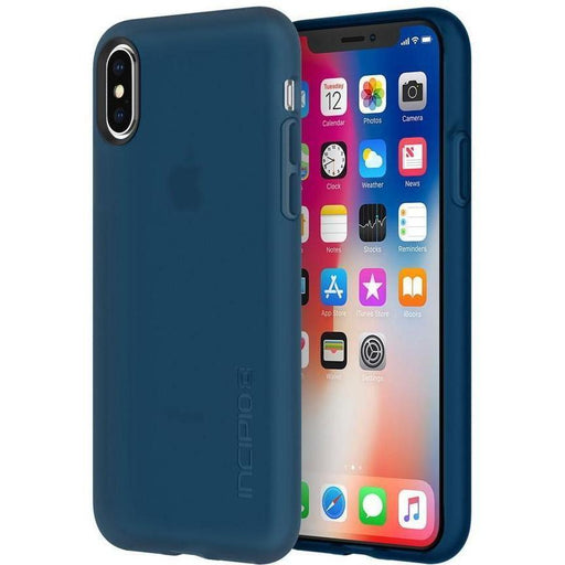 Incipio NGP iPhone X/10 Cover (Navy)_IPH-1640-NVY_191058034274_Accessory Lab