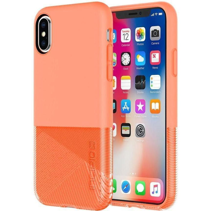 Incipio NGP Sport iPhone X/10 Cover (Coral)_IPH-1642-COR_191058034359_Accessory Lab