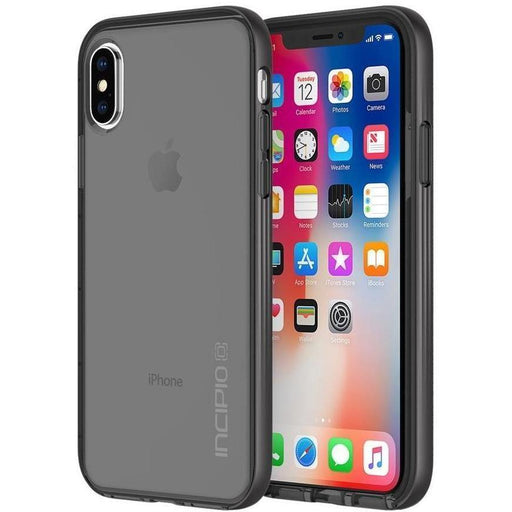 Incipio Octane LUX iPhone X/10 Cover (Gunmetal)_IPH-1639-GMT_191058034212_Accessory Lab