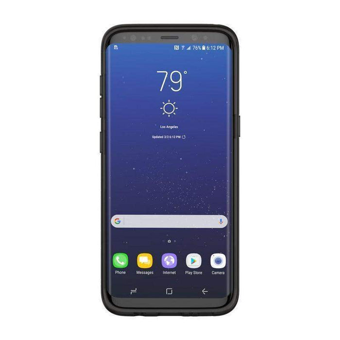 Incipio Octane Pure Case Samsung Galaxy S8 Cover (Black)_SA-833-BLK_191058017246_Accessory Lab